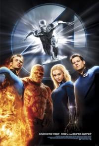 Cei patru fantastici: Ascensiunea lui Silver Surfer