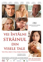 You Will Meet a Tall Dark Stranger (2010) Vei intalni strainul din visele tale