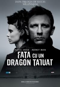 The Girl with the Dragon Tattoo (2011) Fata cu un dragon tatuat