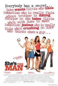 She's the Man (2006) Iubesc pe cine nu trebuie