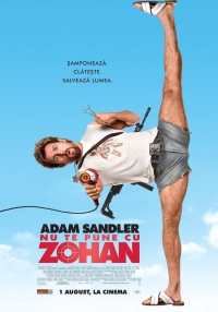 You Don't Mess with the Zohan (2008) Nu te pune cu Zohan