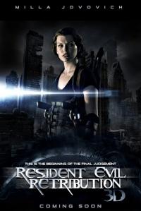 Resident Evil: Răsplata