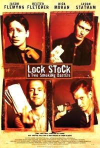 Lock, Stock and Two Smoking Barrels (1998) Jocuri, poturi şi focuri de armă