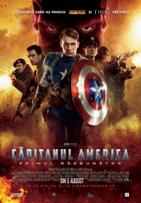 Captain America: The First Avenger (2011) Căpitanul America: Primul Răzbunător