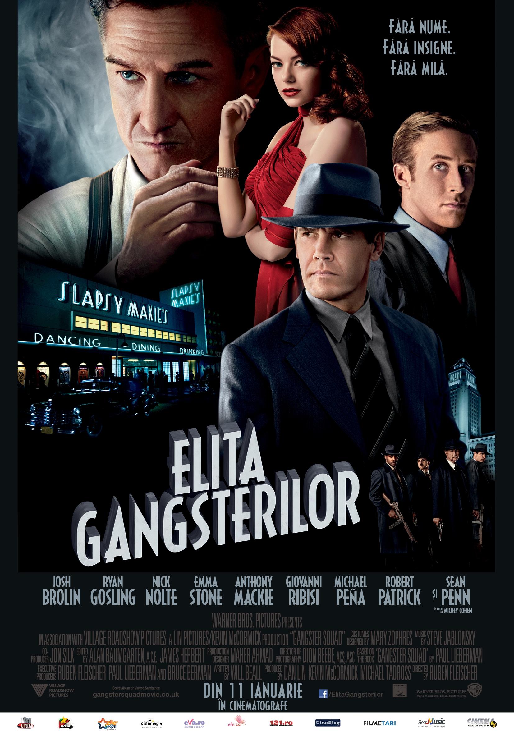 Gangster Squad (2013) Elita gangsterilor Online Gratis Subtitrat HD