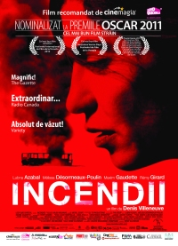 Incendies (2010) Incendii