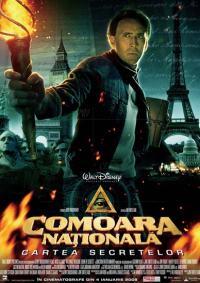 National Treasure 2: Book of Secrets (2007) Comoara Natională: Cartea Secretelor