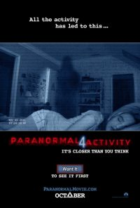 Paranormal Activity 4 (2012) Activitate paranormală 4