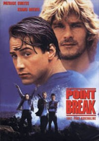 Point Break (1991) La limita extrema