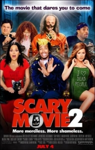 Scary Movie 2 (2001) Comedie de Groaza 2
