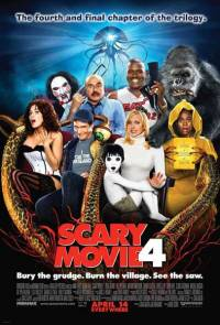 Scary Movie 4 (2006) Comedie de groază 4