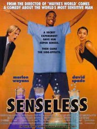 Senseless (1998) Experimentul simţurilor