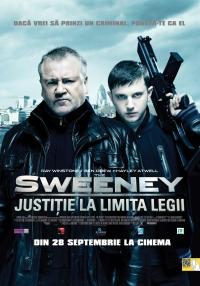 The Sweeney (2012) Justiţie la limita legii