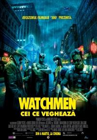 Watchmen (2009) Cei ce veghează