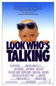 Look Who's Talking (1989) Uite cine vorbeşte