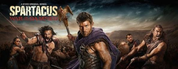Spartacus: War of the Damned sezonul 3