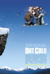 Out Cold (2001) Partia de snowboard