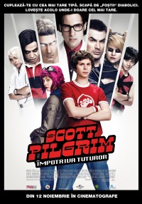 Scott Pilgrim împotriva tuturor