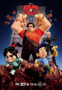 Wreck-It Ralph (2012) Ralph Strică-Tot