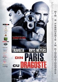From Paris with Love (2010) Din Paris, cu dragoste