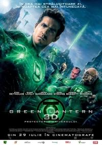 Green Lantern (2011) Protectorul Universului