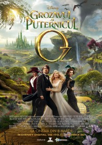 Oz: The Great and Powerful (2013) Grozavul şi puternicul Oz
