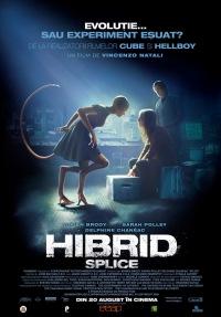 Splice (2010) Hibrid