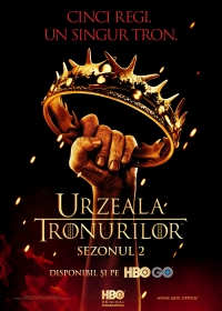 Game of Thrones-Urzeala tronurilor