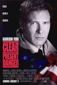 Clear and Present Danger (1994) Singur împotriva preşedintelui